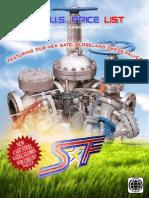SureFlowEquipmentInc US Price List Sept2012