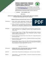 SK Penetapan Indikator Area Manajemen.doc