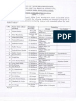 ORDER NO. DGHRD/AC-DC/329/2014 DATED 13.11.2014 AC /DC CENTRAL EXCISE AGRA Order
