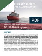 2012 12 Ship Efficiency Briefing