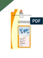 Sri Lanka Trade Bulletin