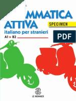 ITALIAN GRAMMAR A1-B2 (SPECIMEN)