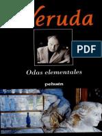 Odas Elementales - Pablo Neruda