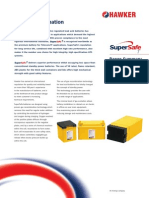 SuperSafe T Classic Brochure