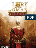 Glory of the Roman Empire - Manual - PC