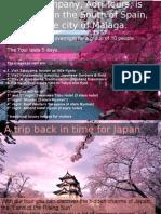 Presentacion Ingles Package Tour Japan