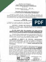 2014 Amendment NLRC rules