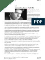 2009-10-18 Las cuentas suizas del cartel de Medellín