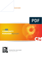The Community Manager Report 2012