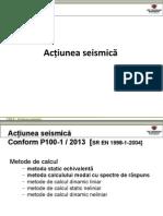 P3-incarcarea seismica