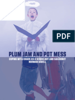 Plum Jam and Pot Mess