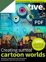 3DCreative - Issue 111 November 2014
