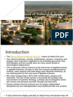 Glocal School of Natural & Applied Sciences