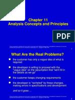 Chapter11 Analysis Concept n Principle RPL
