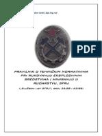 01.Pravilnik o teh.normativima pri min. u rudarstvu Sl.list SFRJ br.26 i 63 (1988 godina).pdf