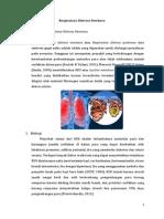 Respiratory Distress Neonatus