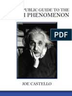 The Joe Public Guide to the Jewish Phenomenon