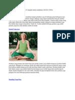 Limadasar Asana Yoga