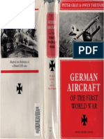 German Aircraft of the First World War