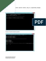 Presentation Sheet C++