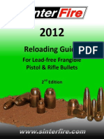 2012 SF Reloading Guide