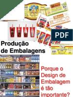 Produção de Embalagens