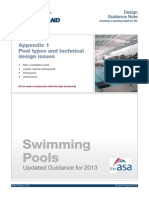 Swimming Pools 2013 Appendix
