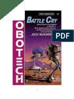 02 Saga Robotech Batalla Del Llanto Battle Cry