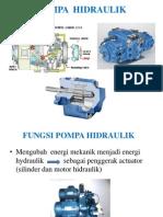 Pompa Hidraulik