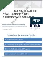 Plan de evaluaciones nacionales del_aprendizaje 30 oct 2014.pdf