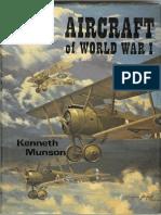 Aircraft of World War I