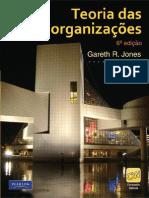 Teoria Das Organizações - Garenth R. Jones