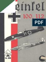Heinkel He 100, 112 (Aero Series 12)