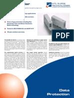 Surge Protection Module for PLC Panel