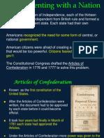 articles of confederation part 1