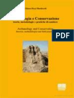 Dezzi Bardeschi, Chiara - Archeologia e Conservazione_PARZ