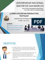 como exoportar productos textiles.pptx