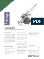 Jmbz-Vdi p d 0058 Granucheck r00
