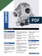 JMBZ-VDI P E 0025 M Diverter Valve R01