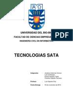 Informe Tecnología SATA