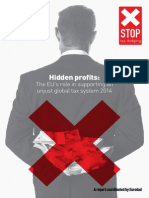 Hidden Profits Tax Report November 2014