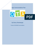 Organic Trade Association RFP