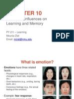 PY211 Emotion