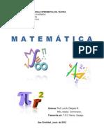 Guía de Matemática UNET Propedeútico