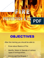 Fire Prevention & Control