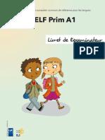 Livret Examinateur Delf Prim a1