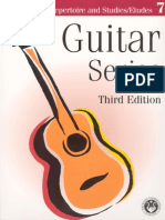 Partituras Violao Guitar Series Vol 7