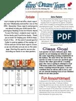 november 10th newsletter