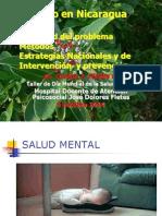 Suicidio en Nicaragua, DMSM2014