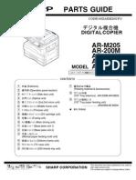 Parts Guide Manual: bizhub C3350/bizhub C3850 A3Gn